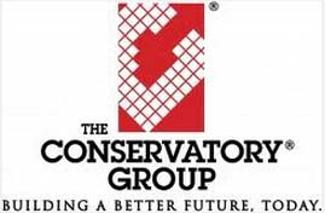 The Conservatory Group Logo Building A Better Future, Today.
